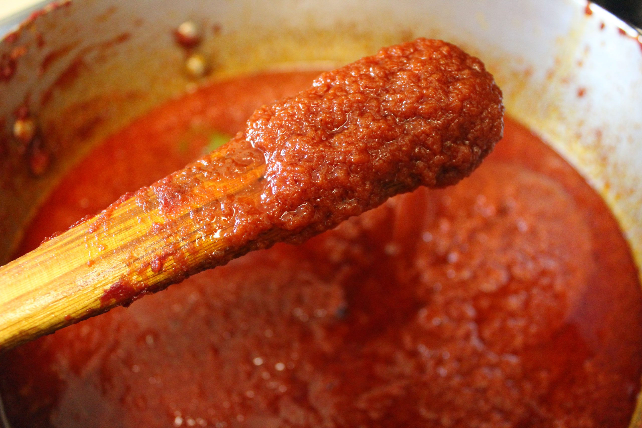 Basic Red Stew for Jollof Rice
